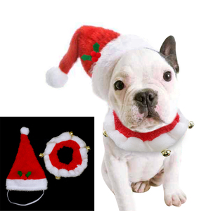 Christmas Pet Dog Accessories