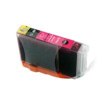 Full Ink 1Set 5pcs ink Cartridge PGI-5 CLI-8 for Canon PIXMA iP4200 iP4300 iP4500 MP500 iP5200  MP530 MP600 MP610 MP800 printer