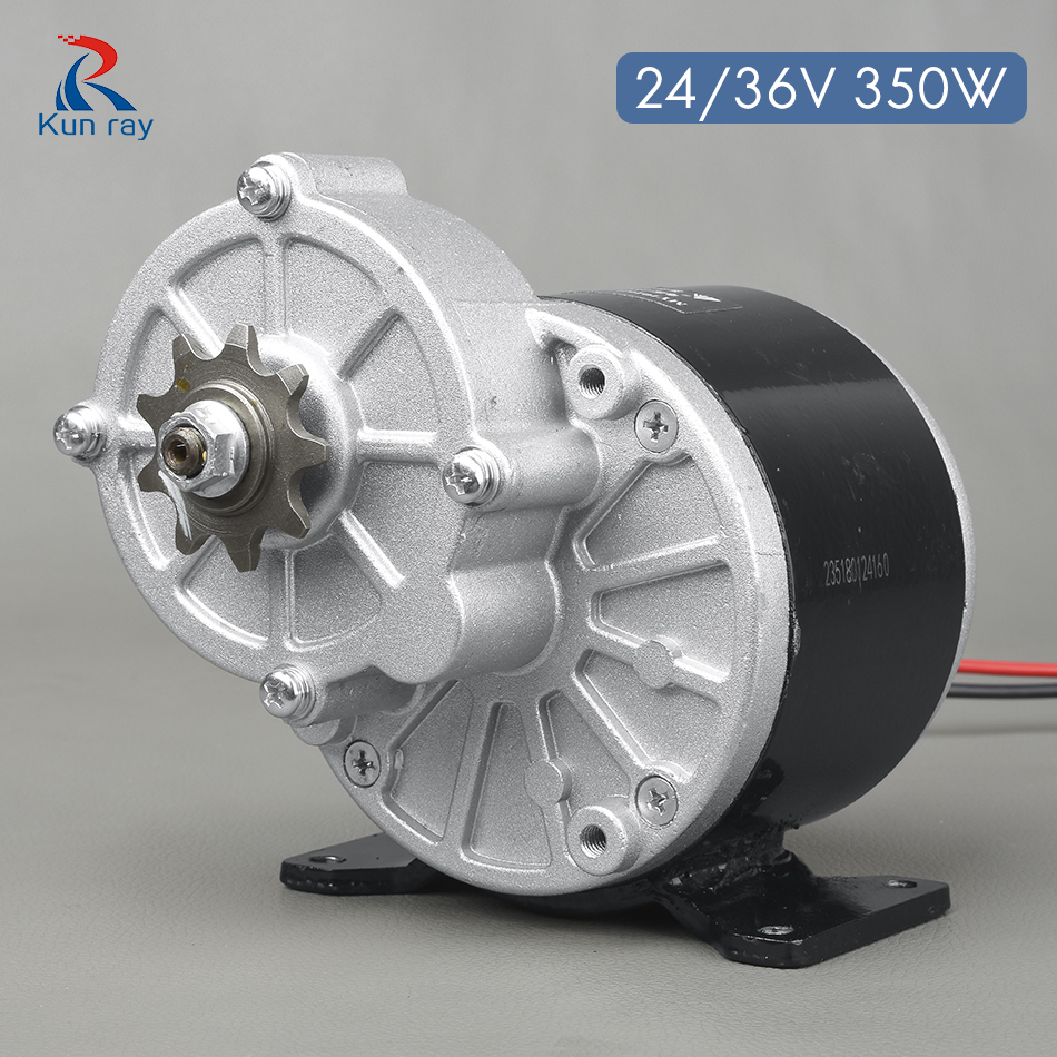 DHL FREE SHIPPING MY1016Z3 350W 24V/36V DC Brush Motor Electric Tricycle Gear Motor E Bike Scooter Motocycle DC Gear Motor 650w 36 v gear motor brush motor electric tricycle dc gear brushed motor electric bicycle motor my1122zxf