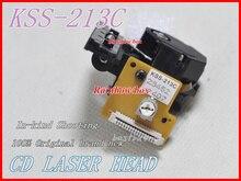 100% جديد الأصلي KSS 213 KSS 213C CD البصرية بيك اب يمكن أن تحل محل KSS 213B CD/VCD لاعب رئيس الليزر KSS 213C KSS 213CL KSS213C