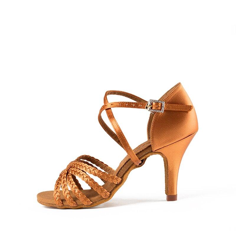 Dance font b Shoes b font Woman Sneakers font b Salsa b font High Heels font