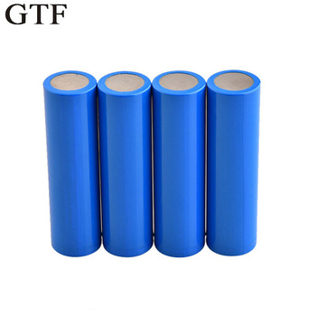 GTF 18650 Battery rechargeable Li-ion Battery 18650 Battery 3.7V 2000MAH Capacity rechargeable lithium accumulator Batteries