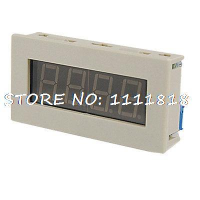 LCD Digital 3 1/2 4 Red LED DC 0.2A Ampere Meter PanelLCD Digital 3 1/2 4 Red LED DC 0.2A Ampere Meter Panel