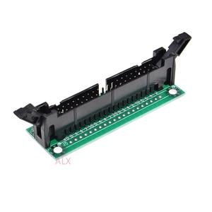 40-контактный прямой эжектор коннектор тестовая плата многофункциональная плата конвертер адаптер