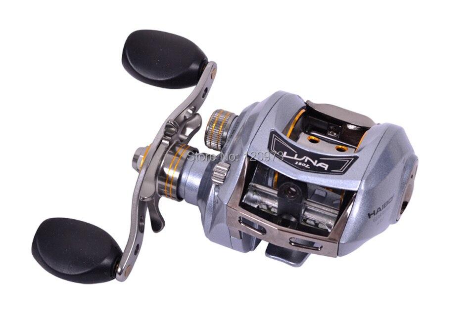Barco de Pesca Trolling Reel Super 55lb 8bb