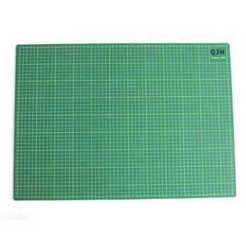 A1 PVC Sewing Cutting Mats Double-sided Plate Design Engraving Cutting Board Self Healing Cutting Mats DIY Cutting Pad Accessory
