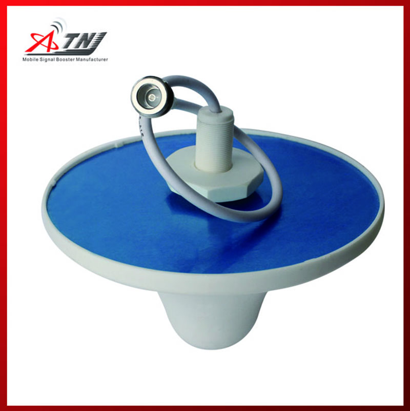 New sale 3 5dBi gain 800 2500mhz indoor ceiling antenna for 2G 3G 4G mobile signal