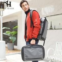 ARCTIC HUNTER Laptop Backpack Male Multifunction design Backpack for Men 17.3 inch Waterproof Business Backpacks Bags B00210