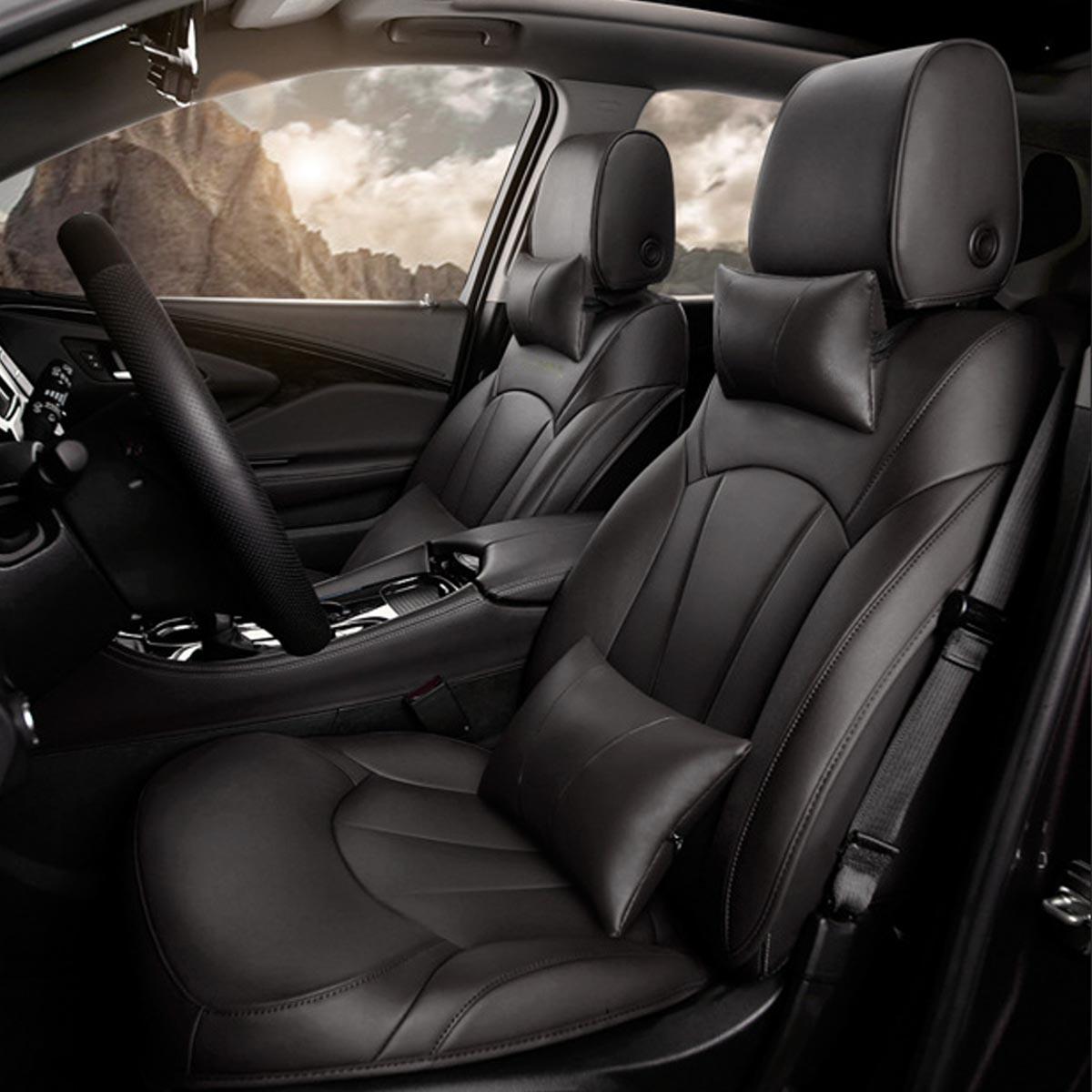 Автомобильная поясничная поясная подушка для сиденья, универсальная поддержка для большинства автомобилей для vw для bmw, облегчающая боль п...