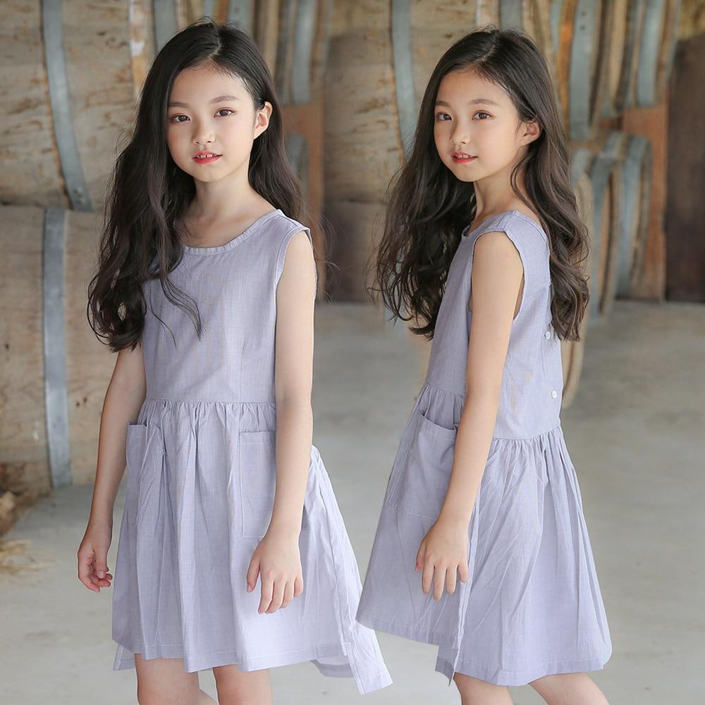 Teenage Kids Dresses Girls Princess Dress 2019 Summer Pineapple Print Kids Dresses Girls Clothing 10 12 Years Children Costume