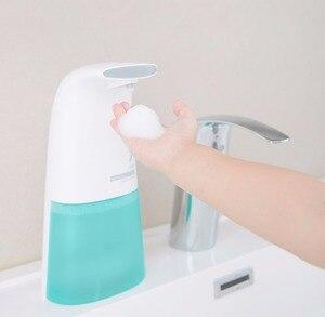 Image 5 - (Ru Ship) Xiaomi MiniJ Auto indukcja spienianie mydło dispensner inteligentna ręka Mi pralka myjnia 0.25s indukcja podczerwieni bezdotykowe mydło