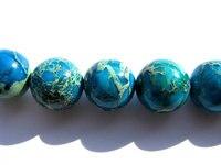 2 brins 8mm Mer Des Sédiments Imperial Jasper pierre Boule Ronde Vert lapis bleu violet auqa bleu rouge violet vert mixte lo