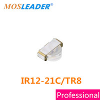 Mosleader IR12 21C/TR8 SMD 2000PCS IR12 21C Water clear High quality