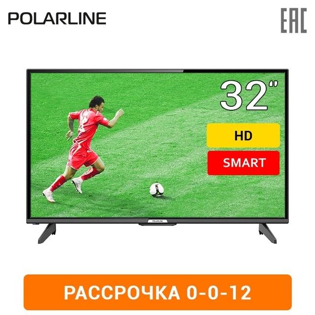 "Телевизор 32"" Polarline 32PL51TC-SM HD SmartTV"