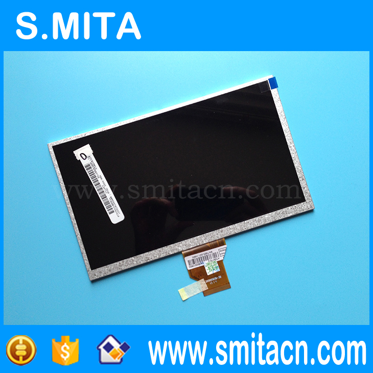 9 Tablet LCD Screen AT090TN10 20000938-30 for Sanei N91 Q90 A92 M10 for Ployer MO90S S90 LCD Replacement free shipping original innolux 9 inch lcd screen of the original model at090tn10 20000938 30 20000938 00 3mm