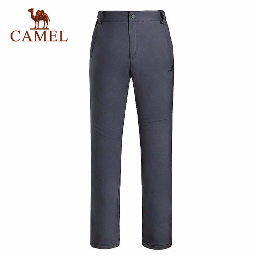 CAMEL Spring Summer Sunscreen Outdoor Sport Climbing Camping Trousers Quick Dry Trekking Hiking Pants Men Climb Pantalones Mujer