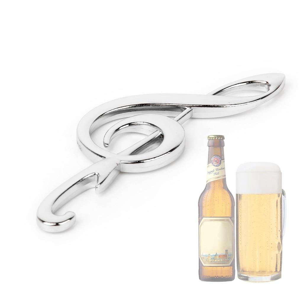 Not Music Symbol Wine Beer Bottle Cap Creative Wedding Favor Gift ...