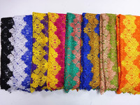 African swiss lace 5yds/pce by dhl cotton material for luxury women dresses 2017 new arrival design nigerian fabrics pl 078