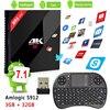 H96pro Smart Android TV Box Android 7 1 Amlogic S912 Octa Core UHD 4K 3GB 32GB