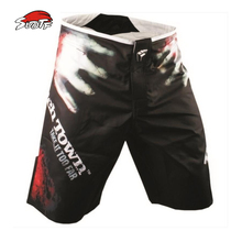 SUOTF Men's MMA boxing shorts Muay Thai shorts kick Boxing pants mma fight pants pmen boxing shorts Muay Thai free shipping