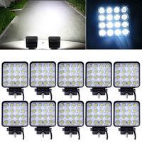 10PCS Lot 48W Car Spot Worklight Head Lamp Truck Motorcycle Off Road Fog Lamp Tractor Car