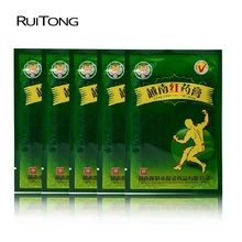 40Pcs Original Vietnam Red Tiger Medical Herbal Plaster Patch Ointment Joint Pain Relievin