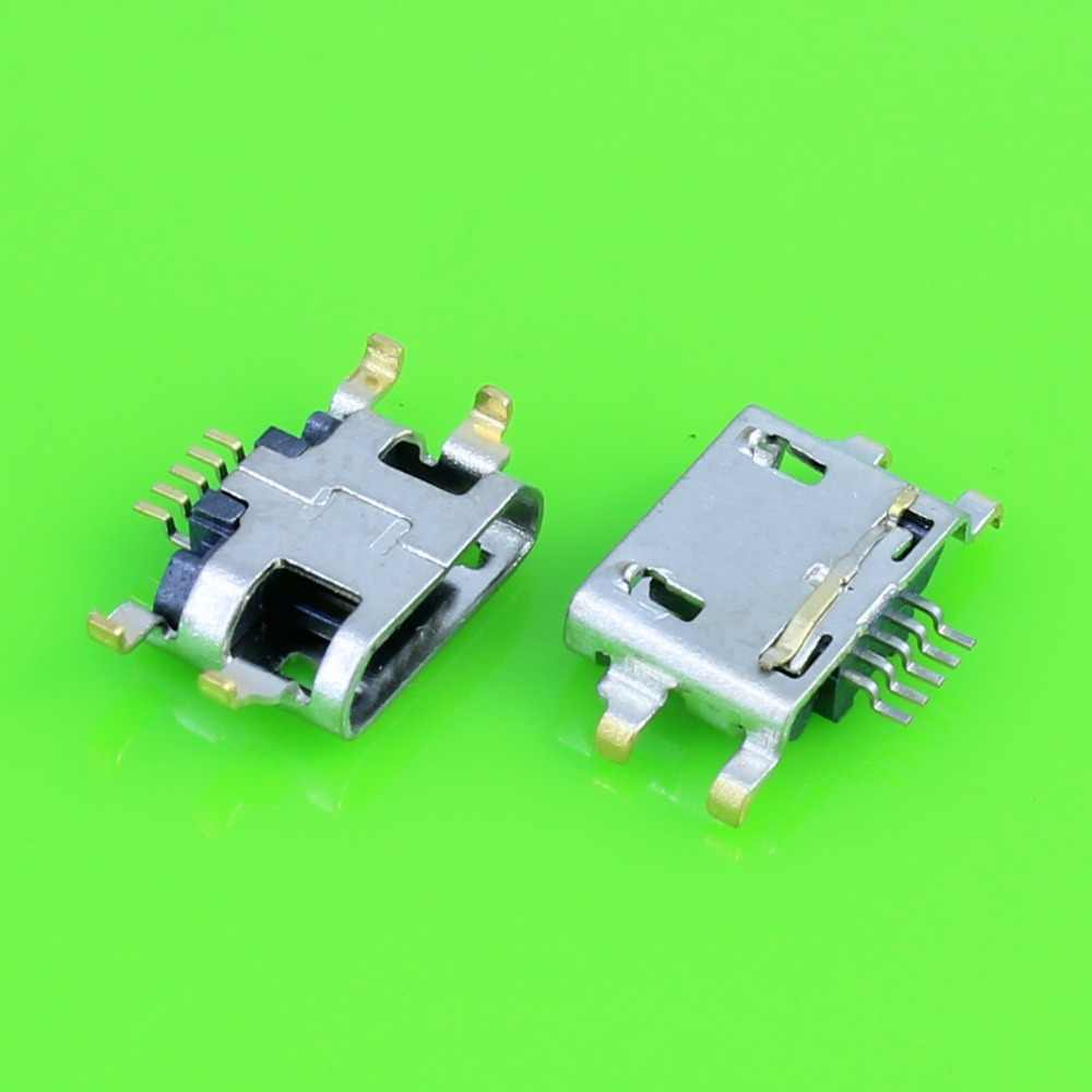 Новый зарядный разъем микро usb-порт для док-станции Разъем для Coolpad Y60 Y75 Y76 Y80 Y90 сотовый телефон запасные части