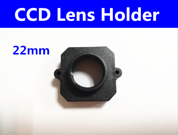 High Quality 20pcs/lot M12 Lens Holder For Mount Camera Lens Mount CCD Camera M12x0.5 22mm Lens Holder HD20