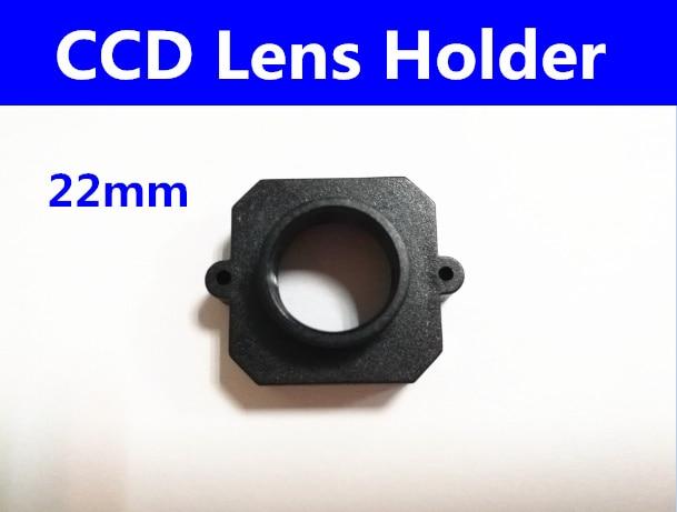 High Quality 20pcs/lot M12 Lens Holder For Mount Camera Lens Mount CCD Camera M12x0.5 22mm Lens Holder HD20