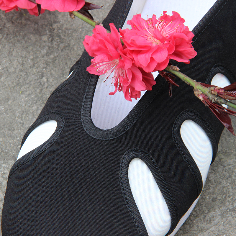 Traditional Cloth Sole Cloud Shoes 3