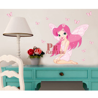 Creative DIY cartoon children Europe and America PVC sticker wallpaper