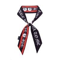 ゴシックスタイルレディーネック装飾栽培品種バッグスカーフlengthenリボンヘアバンドbandeausファッションチョーカーXSD27