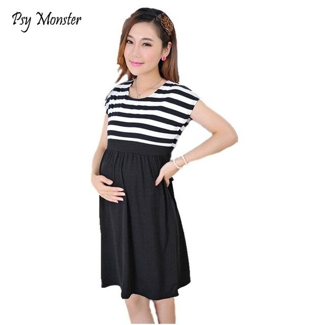 61e573fdd54 Factory Sale Comfortable Maternity Dresses for Pregnant Women 2018 Summer Pregnancy  Clothes For Women Marternity Clothing E6