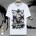 Nueva Caliente LOL camiseta del O-cuello Estilo Héroe Emitting Luminous Vengadores Juego Caliente t-shirt de Algodón T-shirt