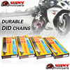 For Kawasaki ZZR400 Motorcycle Accessories Modified Gold Chain Top Quality Seal 530