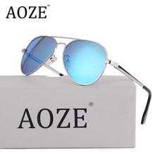 AOZE Kids Sunglasses UV400 Sun Glasses Round Cute children sunglasses boy girl child glasses Gift Oculos de s