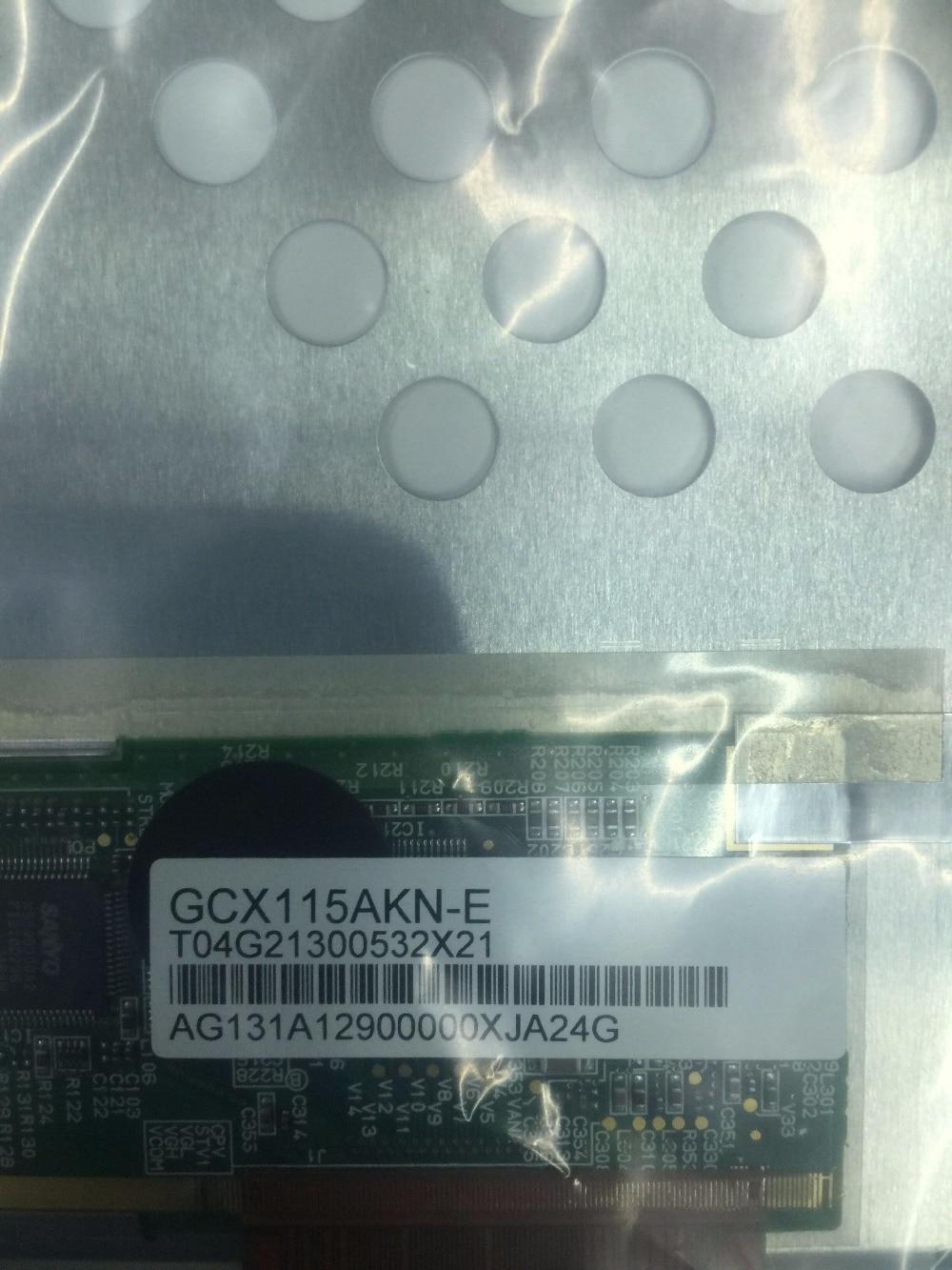 NEW Original A+ Grade 13.3 Inch GCX115AKN-E  GCX115AKN 1280*800 TFT LCD DISPLAY MODULE LCD Panel 12 Months Warranty