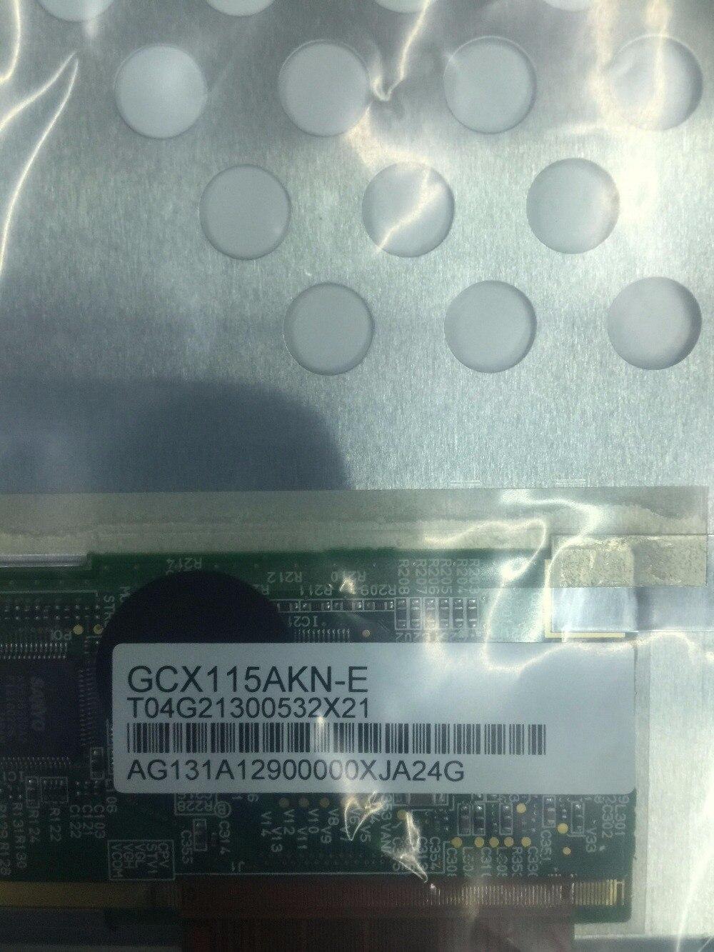 Nouveau Original A + grade 13.3 pouces GCX115AKN-E GCX115AKN 1280*800 TFT LCD MODULE d'affichage LCD panneau 12 mois de garantie
