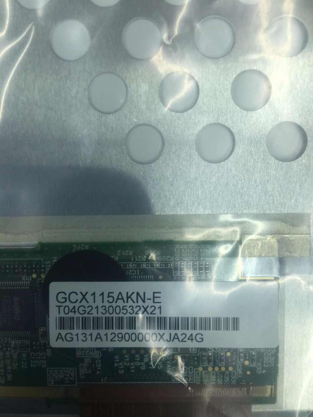 Nowy oryginalny A + klasy 13.3 cal GCX115AKN-E GCX115AKN 1280*800 wyświetlacz tft lcd moduł lcd Panel 12 miesięcy gwarancji