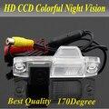 Venta caliente cámara de visión Trasera para Hyundai Sonata 2011 con sensor de imagen CCD de HD a prueba de agua y la línea de referencia de la distancia