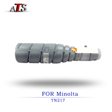 Office Electronics TN217 Toner Cartridge For Konica Minolta Compatible Bizhub BH223 BH283 BH7828 Copier Parts Photocopy machine