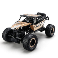 Treeby Alloy 2 4G 1 14 RC Car Four Wheel Drive Off Road Rock Climbing For