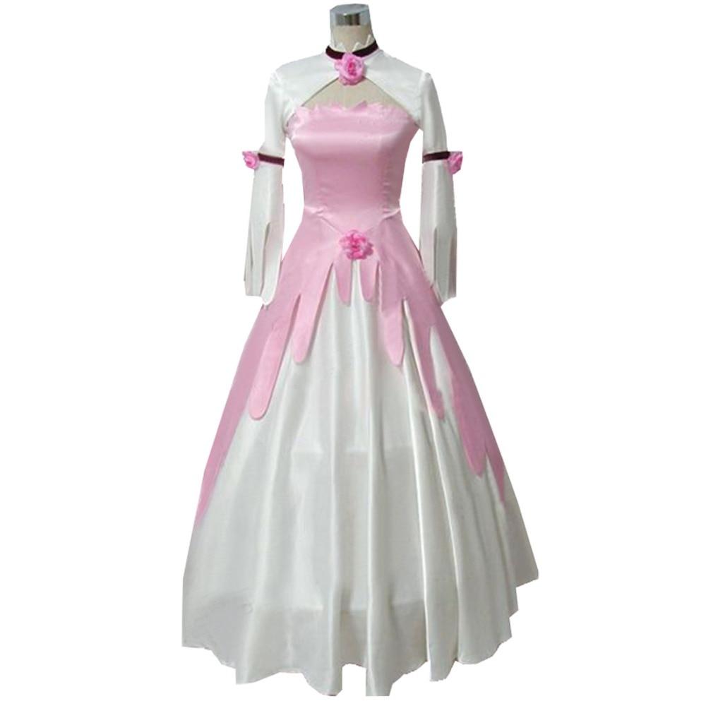 2018 Custom Made Code Geass Anime Cosplay Euphemia Con Party Dress Costume Clothing