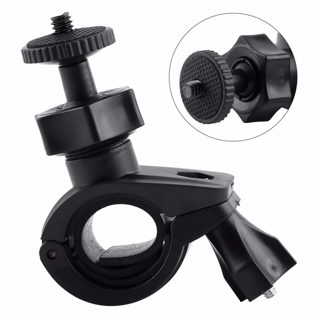 Bicycle Mount Holder Screw Handlebar Clip Mount Bike Clip Bracket