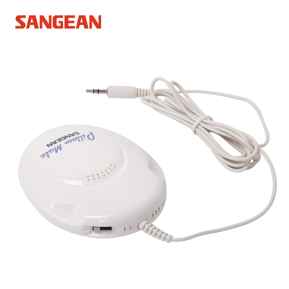 SANGEAN PS-100 Pillow Portable Speaker mymei best price new portable 3 5mm pillow speaker for mp3 mp4 cd ipod phone white