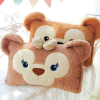 1 Piece 62x43 CM Lovely Cartoon Pillow Case For Kids And Lovers Cute Decorative Pillow Case