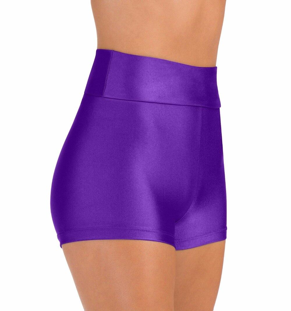 Popular Spandex Shorts Gymnastics-Buy Cheap Spandex Shorts ...