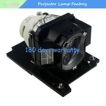 цена на Brand New  DT01051 /CPX4020LAMP Projector Compatible lamp with housing for HITACHI CP-RX78/RX78W/RX80/RX80W,ED-X24
