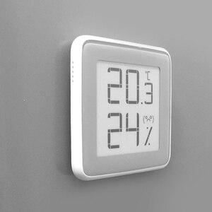 Image 4 - Xiao mi mi kryty higrometr cyfrowy termometr stacja pogodowa inteligentny elektroniczny czujnik temperatury i wilgotności wilgotności Mete