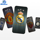 DIY Cases for Samsung Galaxy A8 2016 A810 Shell for J5 2015 / 2016 J500 / J510 Cover for A800 Soft TPU Lines Football Coque